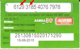 Breaking Safaricom Scratch Card Code – BLACKORWA
