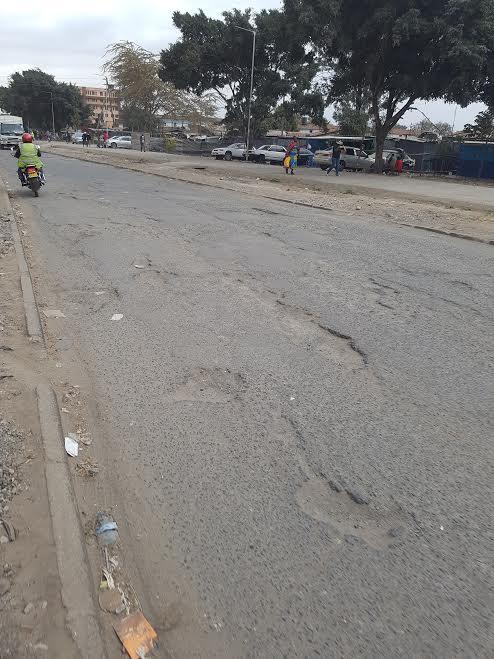 Rabai Road Buruburu